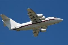 Avro RJ-100 Queen's Flight