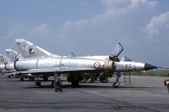 Mirage IIIC EC 2/10 Seine