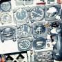 Tableau de bord de F-100D