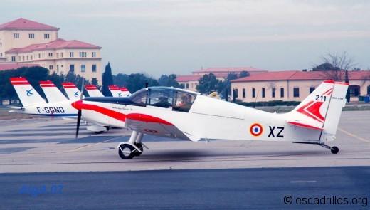 D140 Mousquetaire XZ