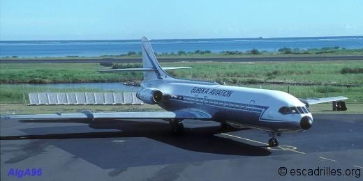 La 251, dernière à quitter Tahiti