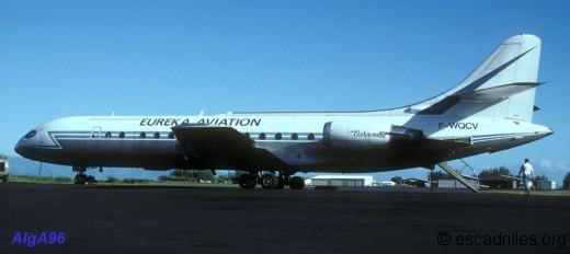 La même 264, aux couleurs d'Eureka Aviation