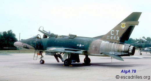 F100D vu en 1978