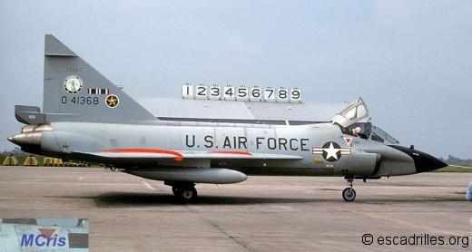 F102T 1971 Tx 41368