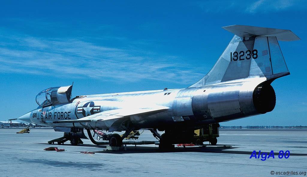 F104 1980 US13238