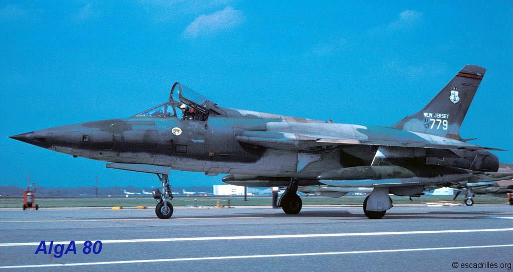F105B 1980 New Jersey 57779