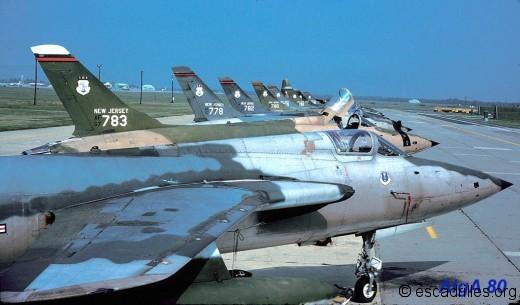 F105 1980 line
