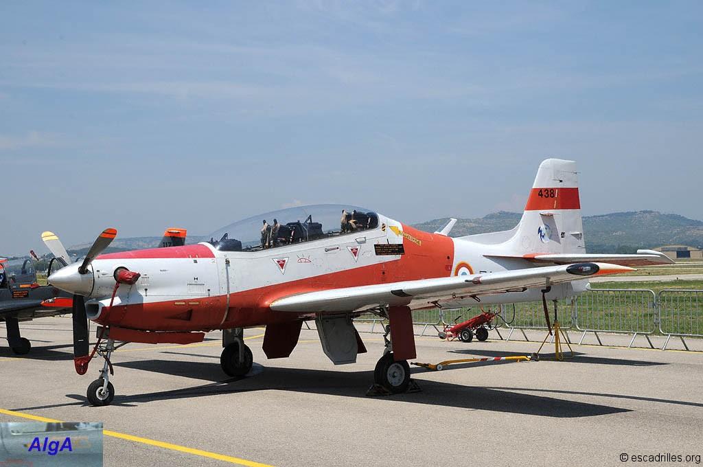 Salon de provence bapt me de la promotion ea09 escadrilles for Ecole militaire salon de provence