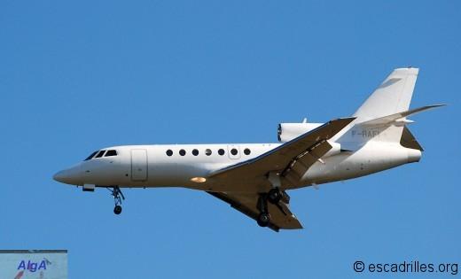 Falcon50 2008 RAFI