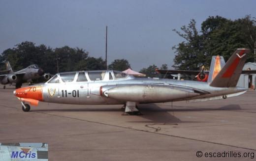 Fouga 1972 11-OI