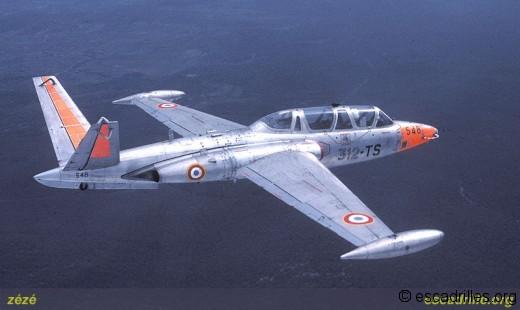 Fouga 1980 312-TS