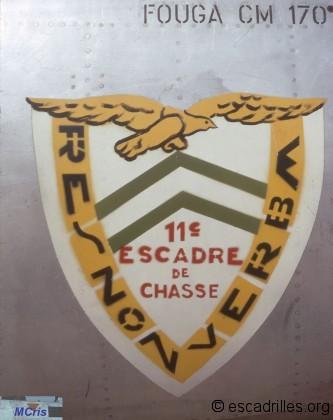 Insigne 11è Escadre