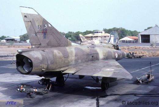 Mirage3C 1983 10-LH