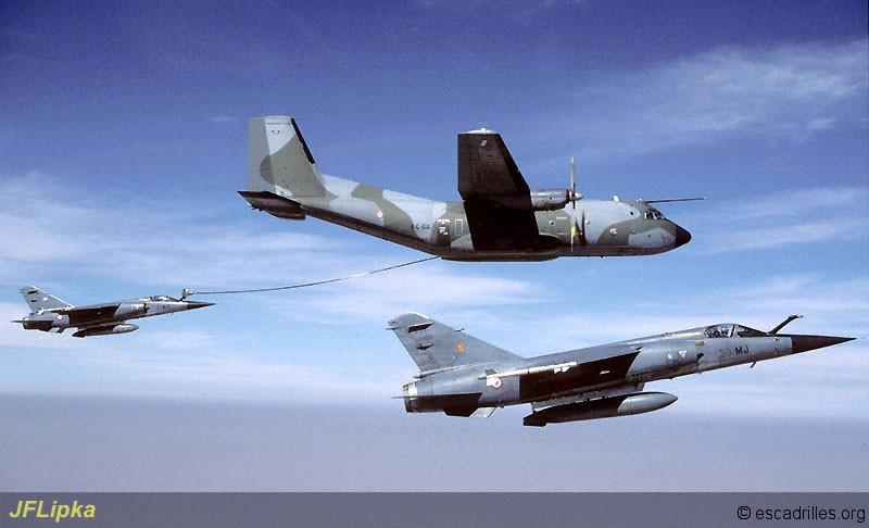 Force aérienne de projection - Alexandre Paringaux