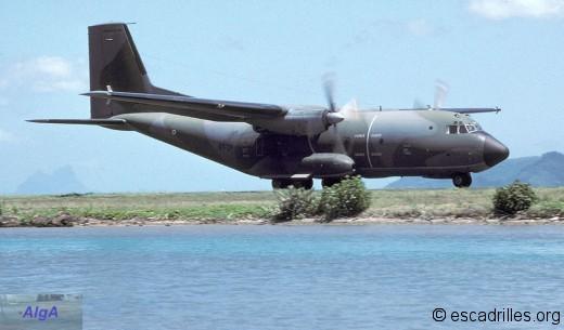 C-160 1997 61-ZF