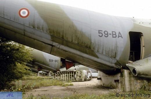 C160 2006 59BA