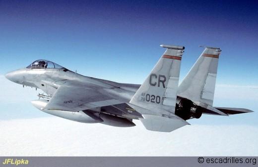 F-15A 1991 CR79020