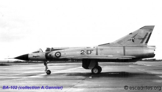 Mirage IIIC 1961 2-EF
