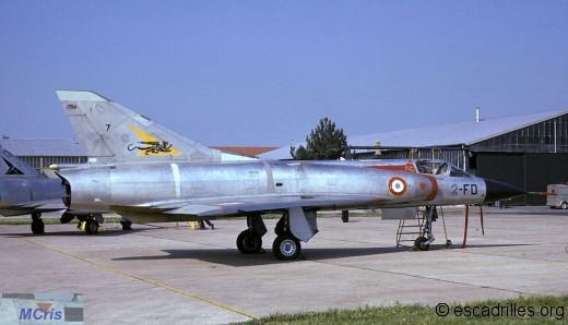 Mirage 3C 1974 2-FD