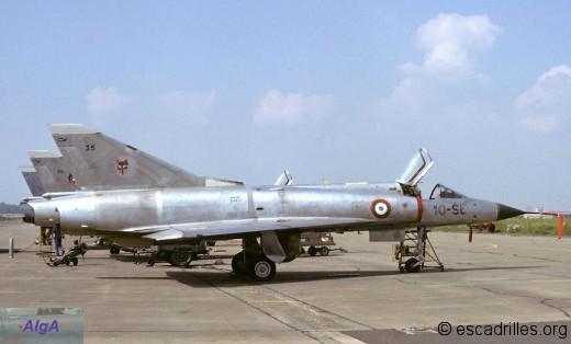 Mirage 3C 1977 10-SE