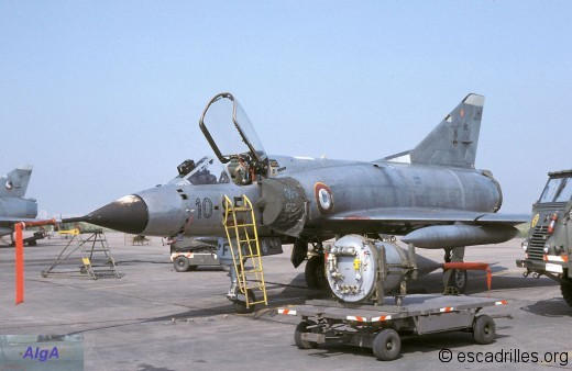 Mirage 3C 1977 10-SF
