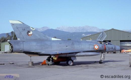 Mirage3C 1981 10-RJ