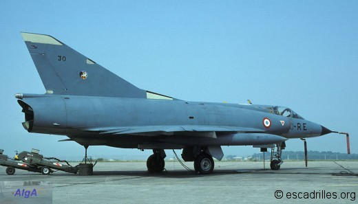 Mirage IIIC 1984 10-RE