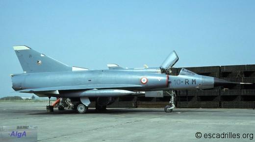 Mirage IIIC 1984 10-RM