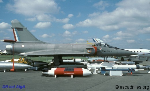 Mirage 2000 prototype