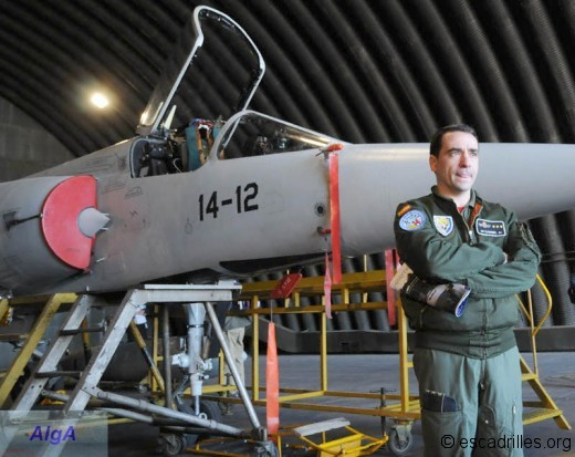 Mirage F-1 Ala14 2010