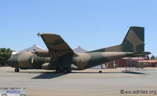C-160Z SAAF