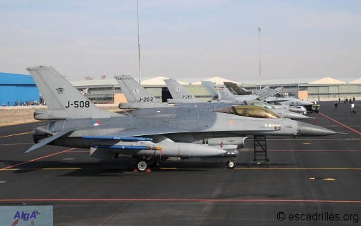 F-16 MLU J-508