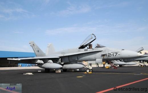 F-18A 12-17