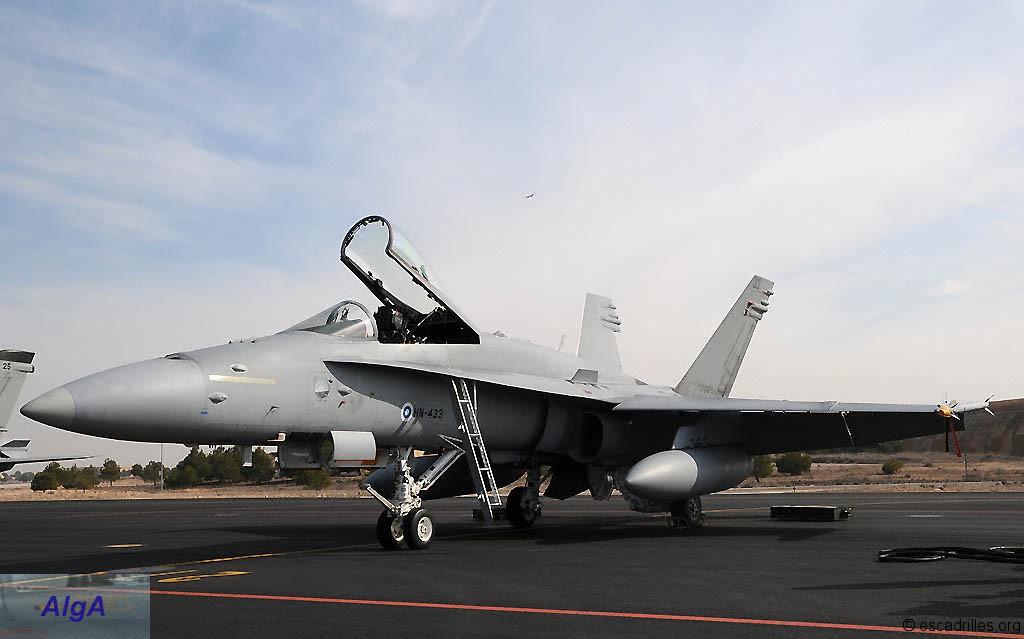 F-18C HN-433