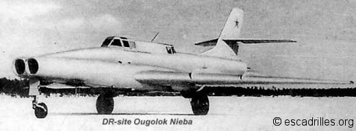 Iliouchine Il-40P