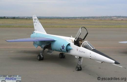 Mirage F1AZ SAAF