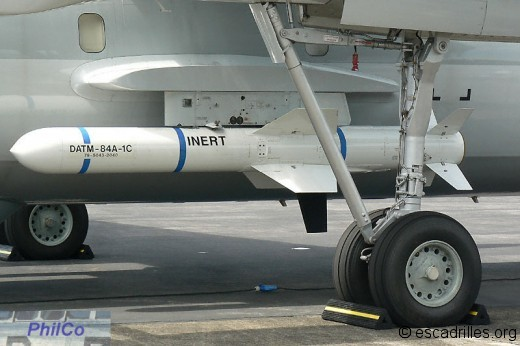 F-50 du 121 Sqn basé à Changi