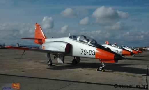 CASA 101 793 Escuadron