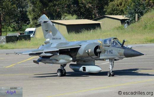 F-1CR et Presto