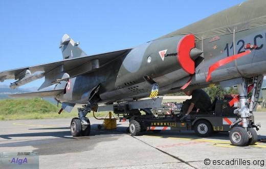 F-1CR et Astac