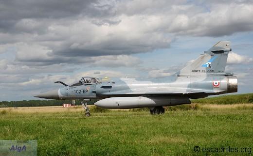 "Mirage 2000-5F du 1/2 ""Cigognes"""
