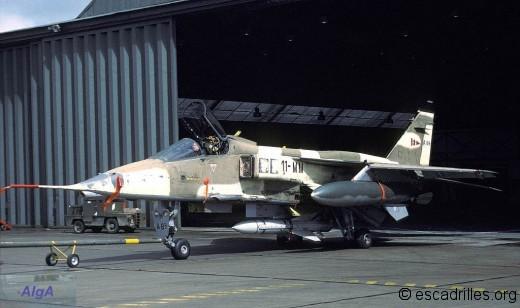Jaguar du 2/11 en 1988