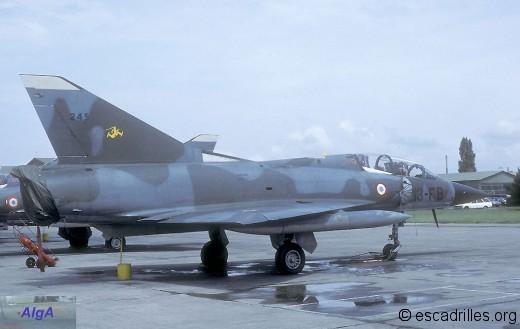 Mirage IIIB du 2/13