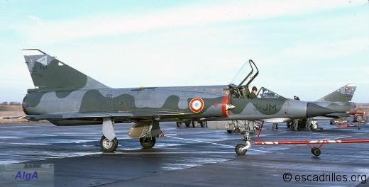 Mirage IIIE 1978