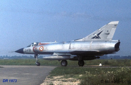 "Mirage IIIC du 2/2 ""Côte d'Or"""