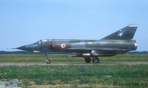 "Mirage IIIE du 1/2 ""Cigognes"""