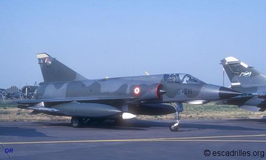 Mirage IIIE du 1/3 en 1983