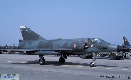 Mirage IIIE 1986