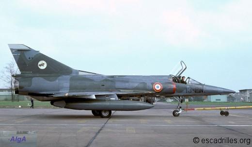 Mirage 5F du 2/13 en 1978