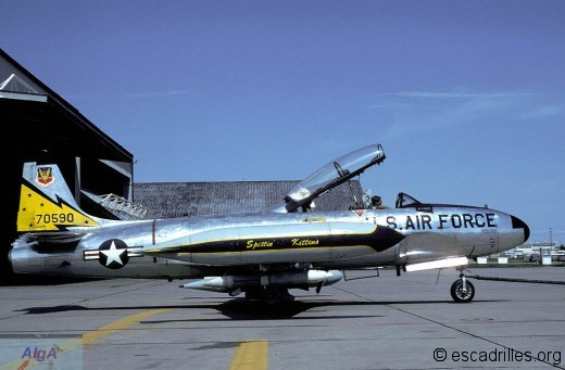 T-33A du 5° FIS